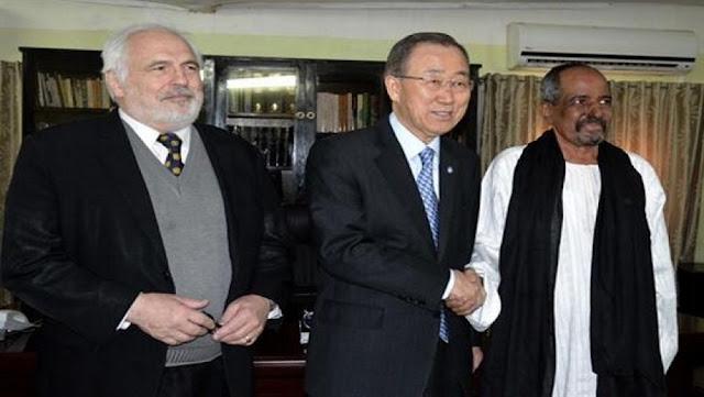 بانكيمون يصف لقاءه بالرئيس الصحراوي بالجيد للغاية ويؤكد أن الأمم المتحدة ستفعل المزيد من أجل الصحراء الغربية