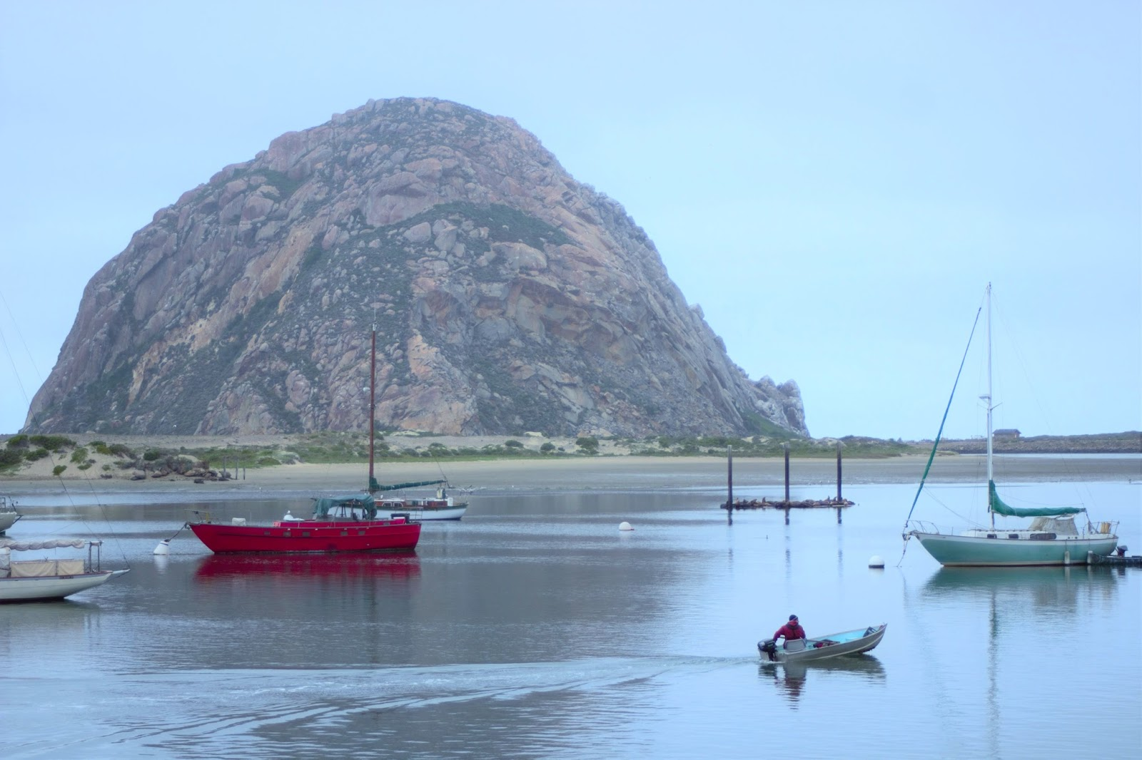 Destination morro bay for Morro bay fishing