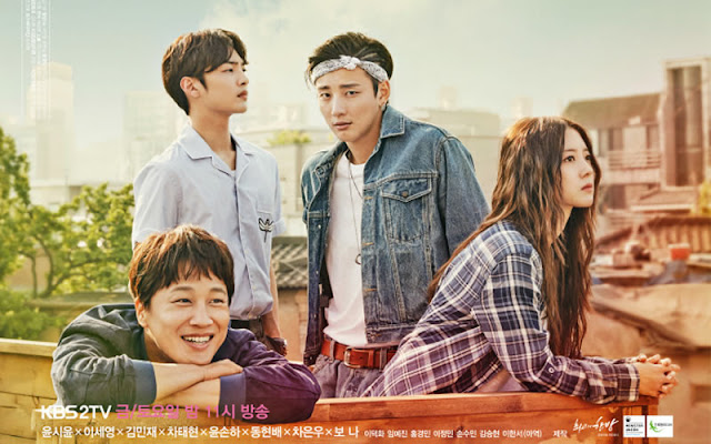 Download Drama Korea The Best Hit Batch Subtitle Indonesia