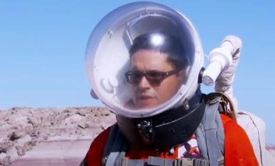 No Rio Grande do Norte, Pesquisador quer simular ambiente do Planeta Marte no interior do Estado