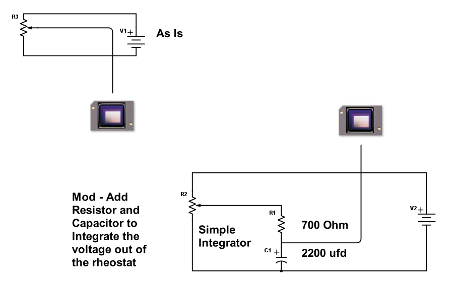 Aviator67's Drone Log Upair One Camera Pitch Response Mod. A Simple Method To Slow Down The Voltage Changes Transmitted Drone Can Use Capacitor And Resistor. Wiring. Upair One Drone Wiring Diagram At Scoala.co