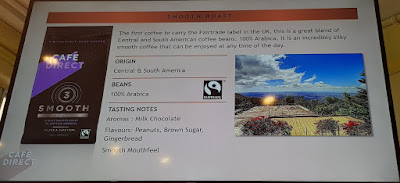 Description for the Smooth Roast Coffee from Cafédirect.