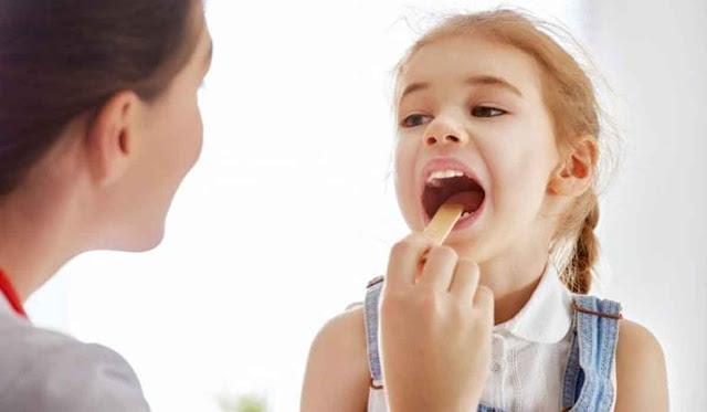 التهاب الغدد الليمفاوية عند الاطفال....أعراضها وطرق علاجها