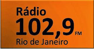 Rádio 102,9 FM do Rio de Janeiro ao vivo, antiga Jovem Pan FM