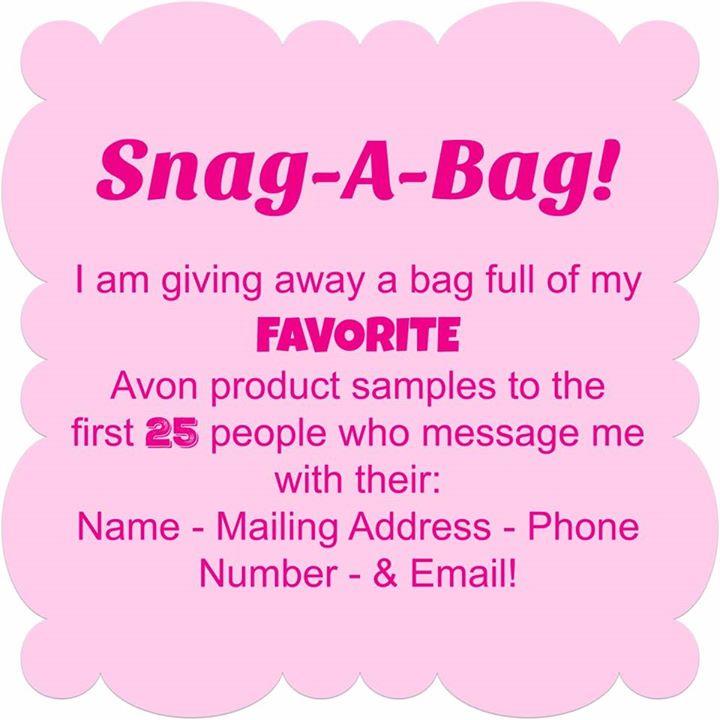 LeAnn Shirley's Avon Blog: Want Free Stuff!!