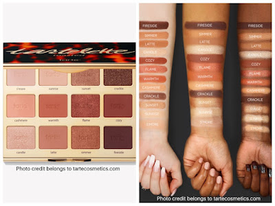 Shop my Stash and TMO (talk me out) Tartelette Toasted Palette using Makeup Geek Eyeshadows
