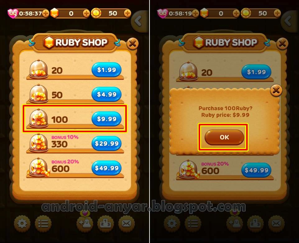Ruby Shop coupon code free