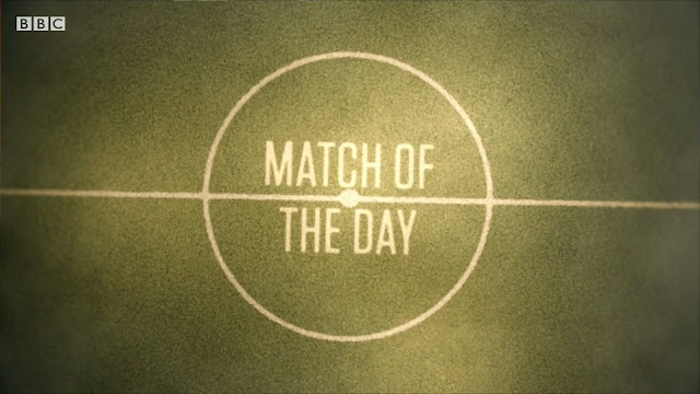 BBC MATCH OF THE DAY – 20 AUGUST 2017