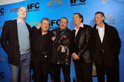 Monty Python Live in London 2014