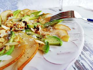Рецепта за карпачо от круши и авокадо