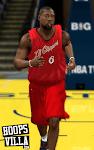 NBA 2k14 Christmas Roster Update - December 24, 2016 - Clippers Christmas jersey - hoopsvilla