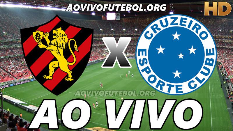 Sport x Cruzeiro Ao Vivo HD Online