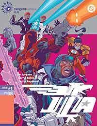 Tangent Comics/ JLA