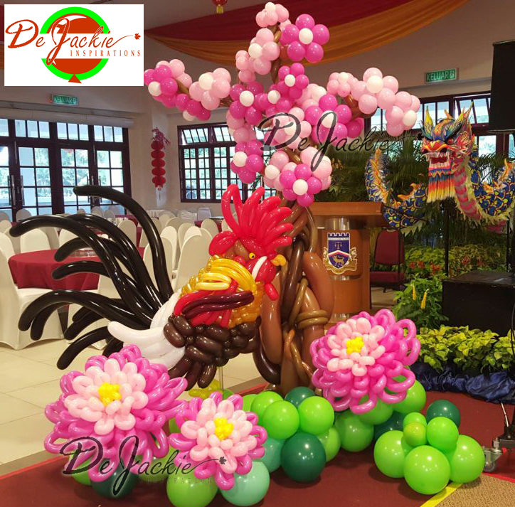 Balloon decorations for weddings, birthday parties ...