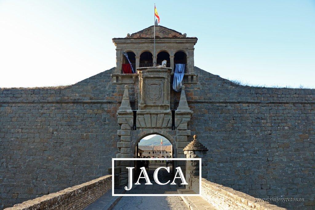 La ciudadela de Jaca y su bello legado románico