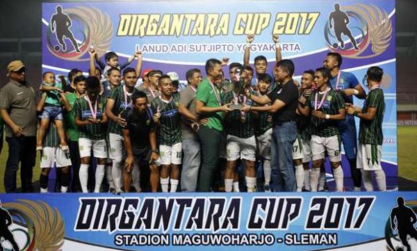 Selamat!! Persebaya Juarai Piala Dirgantara 2017