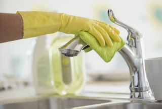 Tips easy and cost-effective home cleaning material