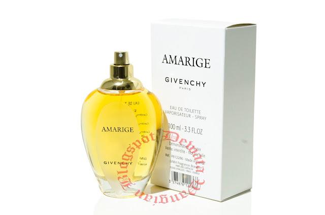 Givenchy Amarige Tester Perfume