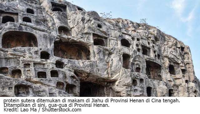 Sutera Tertua Berusia 8.500 Tahun Ditemukan Di Cina