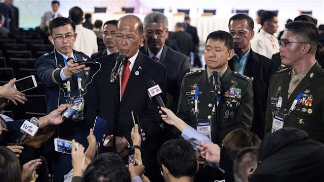 Philippine Defense Secretary Delfin Lorenzana declares end to Daesh siege on Marawi