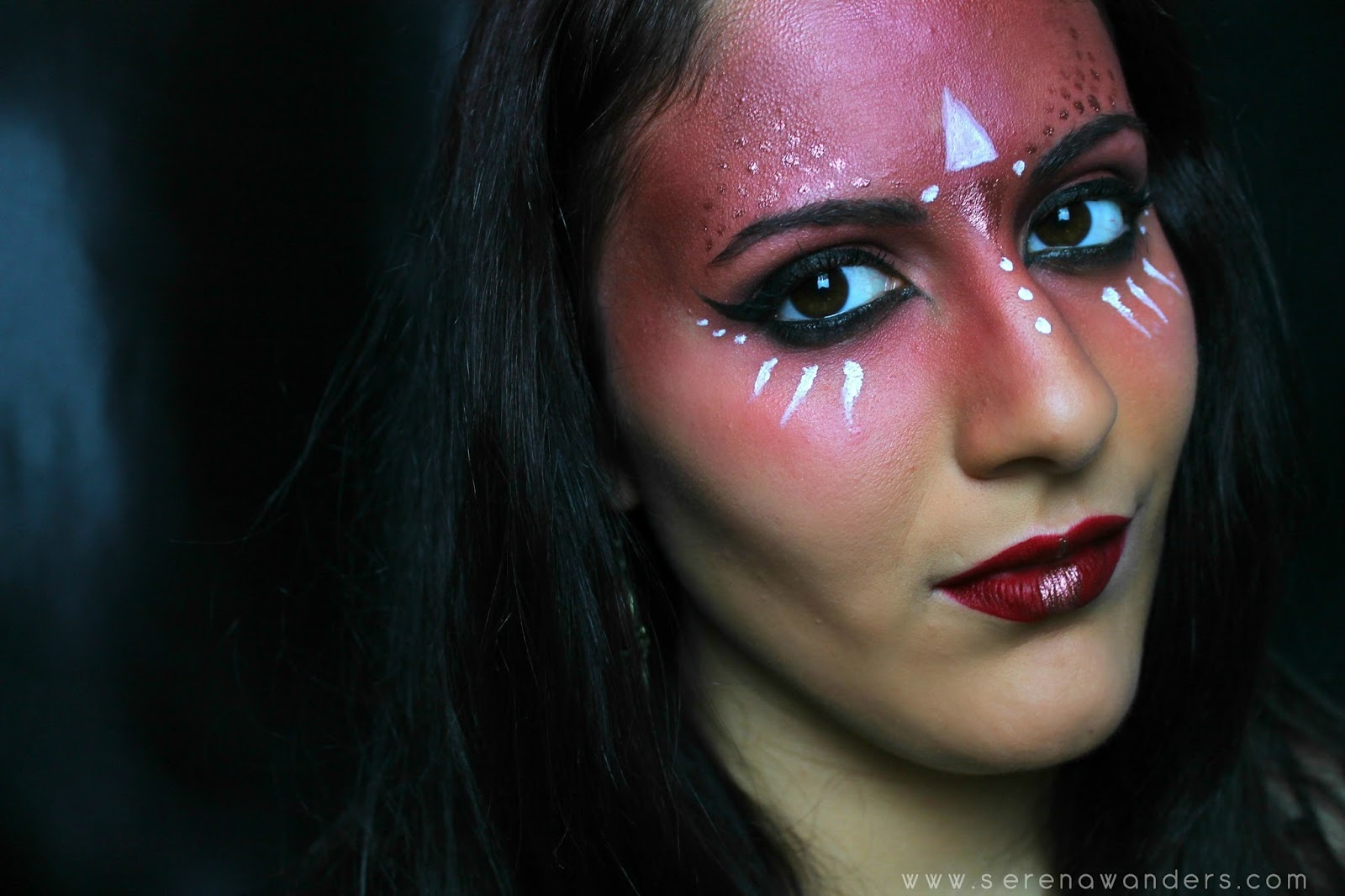 Top Serena Wanders: FREE SPIRIT Makeup Tutorial | NYX Face Awards  FL73