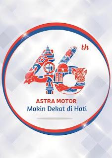 Ulang Tahun, Astra Motor Beri Kado Spesial untuk Konsumen