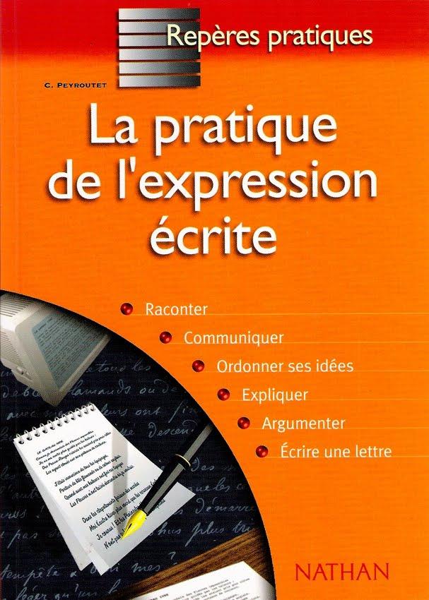 la pratique de l'expression écrite
