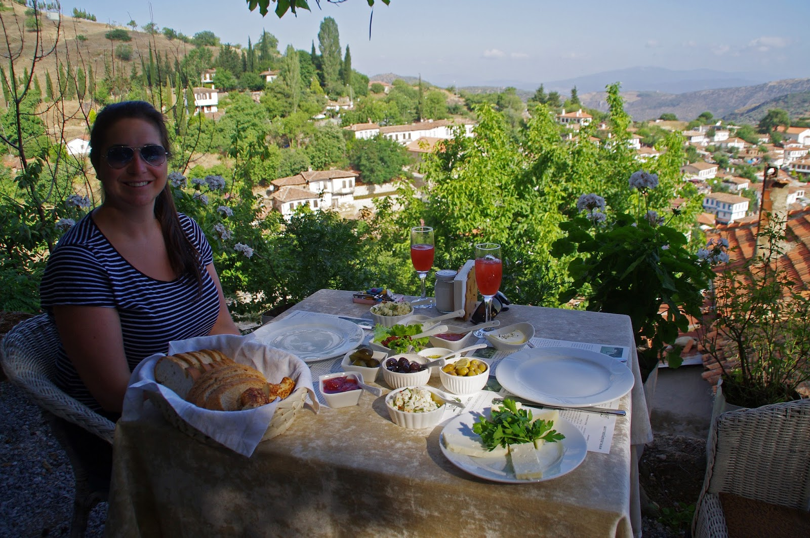 Nisanyan Houses Hotel Breakfast Turkey