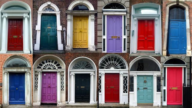 puertas de dublín, cosas qué ver