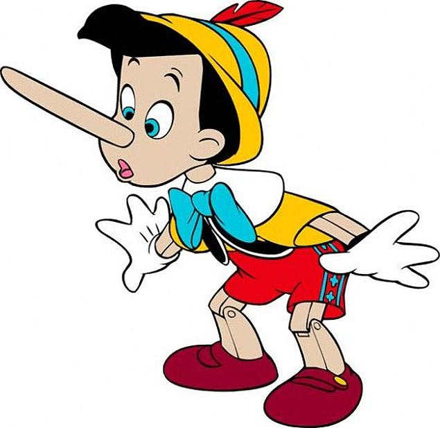 Falaremos agora sobre o pecado da mentira