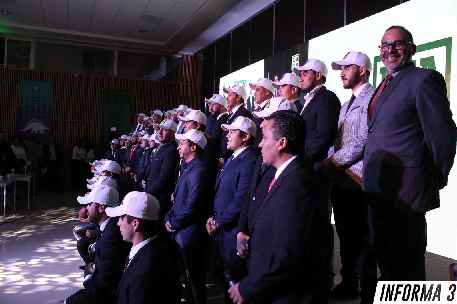 Jugadores seleccionados Draft LFA 2019