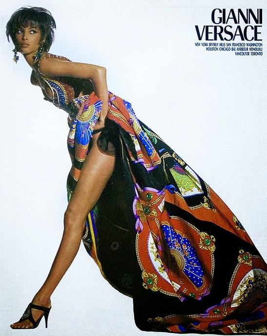 Inspirational Fashion Gianni Versace