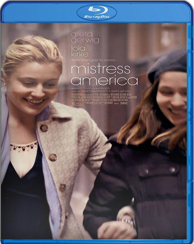 Mistress America [2015] [BD25] [Latino]