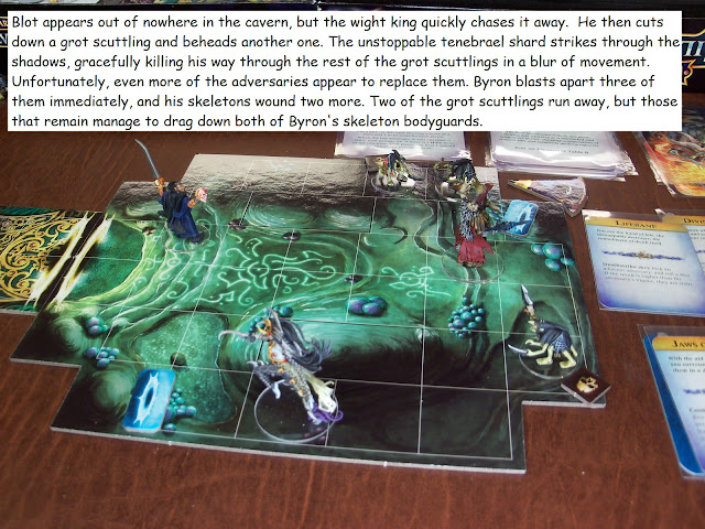 Warhammer Quest Silver Tower painted play through
