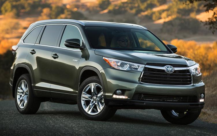 2016 Toyota Highlander Specs Price Review