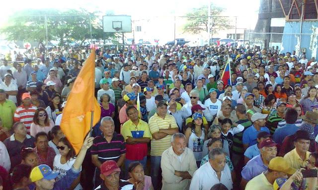 FOTOS: Realizado Cabildo Abierto en  San  Fernando de Apure. Subiendo Videos.