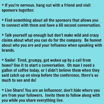 Tips on how to engage with BlogPaws Conference Sponsors.  Show the sponsors some Love!