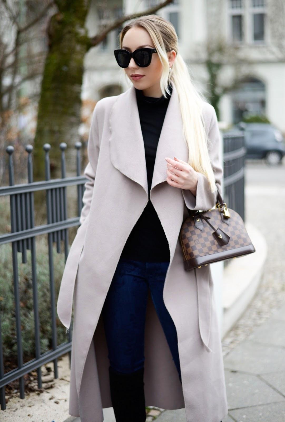 NAKD oversized coat streetstyle