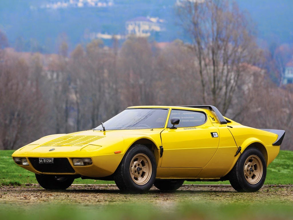 1977 lancia stratos hf stradale for sale $350.000