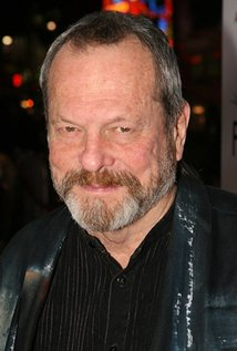 Terry Gilliam. Director of Time Bandits