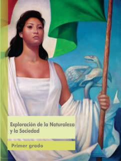 Exploración de la Naturaleza y la Sociedad Libro de Texto Primer grado 2016-2017 – PDF