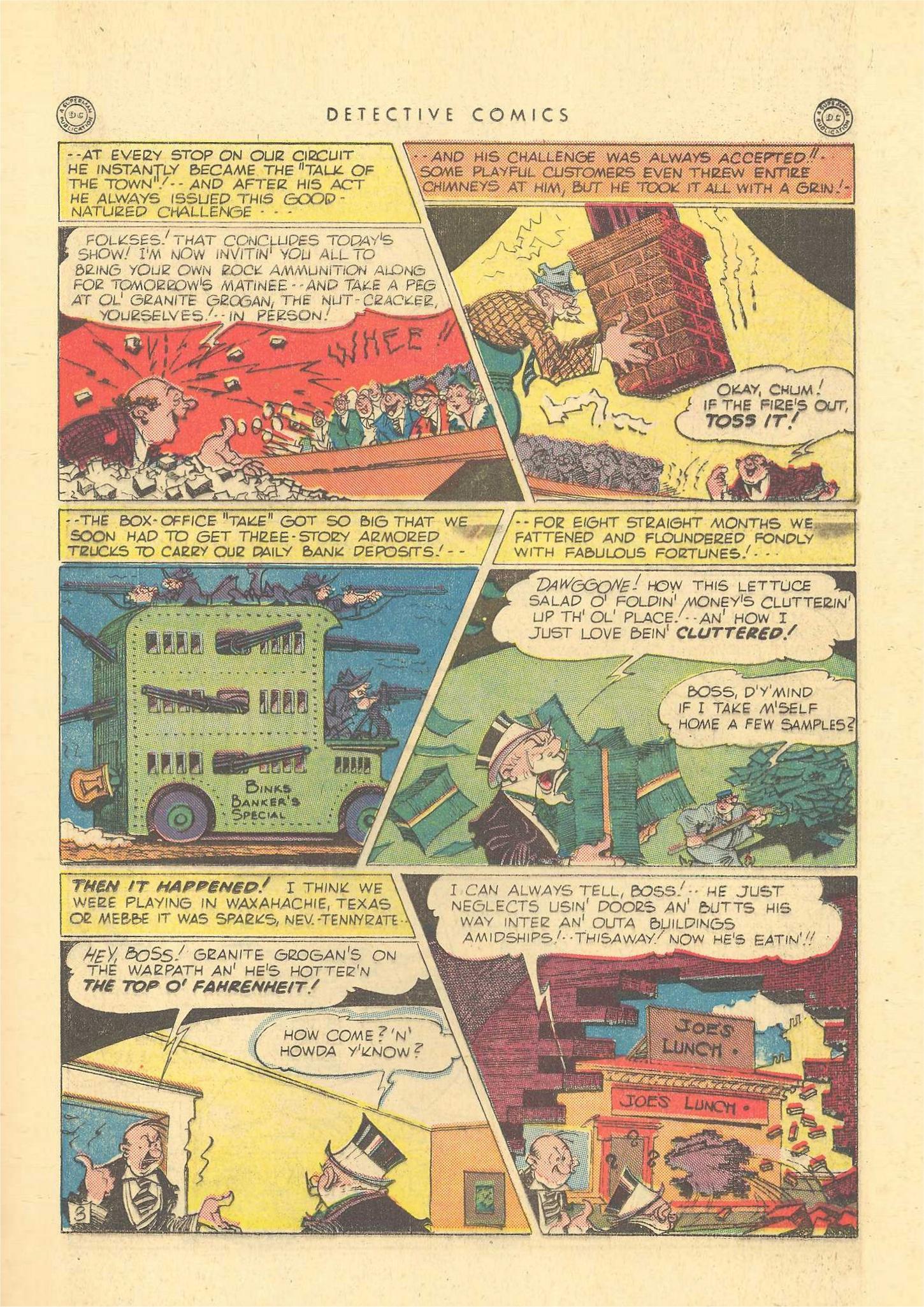 Read online Detective Comics (1937) comic -  Issue #109 - 35