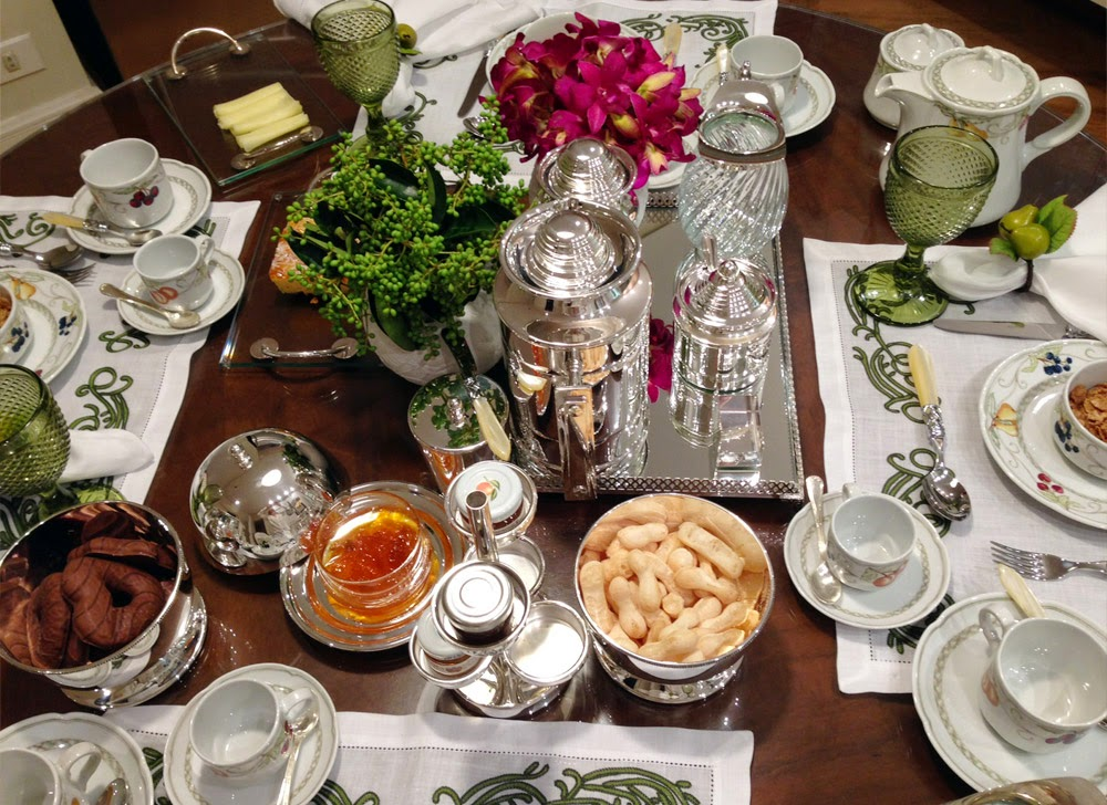 4bef45d67 Mesa de café da manhã incrível by Theodora Home - Ask Mi
