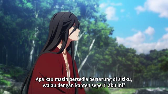 Katsugeki Touken Ranbu Episode 08 Subtitle Indonesia