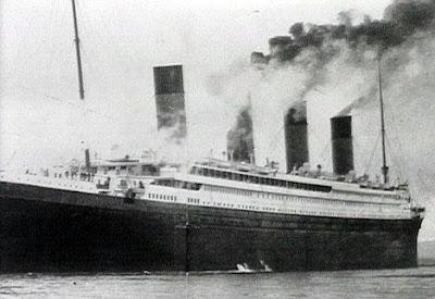 حقائق مثيرة عن قصة السفينة الاسطورية تيتانيك مع صور حقيقية