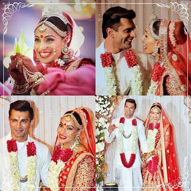 Bipasha Basu Karan Singh Grover Wedding Ceremony pic