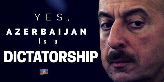 Ilham Aliyev, monarca de Azerbaiyán. Por Félix Flores