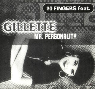 20 fingers feat gillette short dick man - 3 1