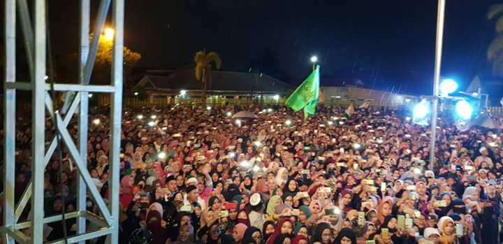 Dituduh Manfaatkan Tahun Politik, Penegasan Ustadz Somad Bikin Penolak Bungkam