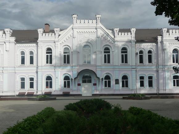 Сумы. Банковская академия. Бывшая женская гимназия